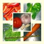 ingredientes pelados