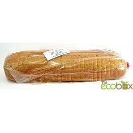 Tostadas de pan de espelta con aceite de coco... (2/4)