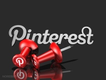 Pinterest Logo and Pins